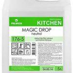 Средство для мытья посуды без запаха Magic Drop Neutral 5л.