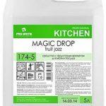 Средство для мытья посуды с фруктовым ароматом. Magic Drop Fruit Jazz 5л.