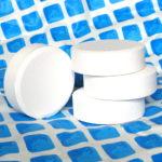 Хлор длительного действия в таблетках по 200г