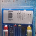 Набор для определения уровня pH и хлора